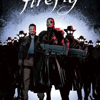 Firefly #6: Nice Sketchy Visit with Great Old Friends