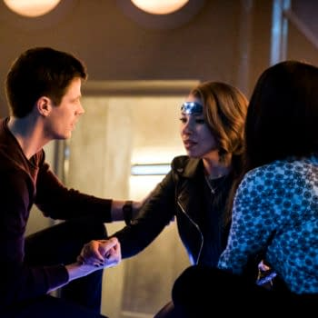 """'The Flash' Season 5, Episode 21 """"The Girl With the Red Lightning"""": Cicada II's Metahuman Boogaloo [PREVIEW]"""