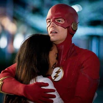 The Flash Season 6: Grant Gustin EP Eric Wallace Talk Crisis Impact