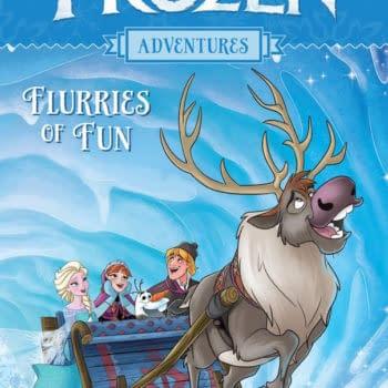 Dark Horse Announces 2 New Frozen Comics