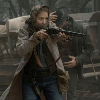"""""""Fear the Walking Dead"""" Opening Minutes: """"Humbug's Gulch"""" – This Town Ain't Big Enough For Both of You – and Walkers [PREVIEW]"""