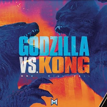 Promo Posters For Godzilla Vs. Kong Masters of the Universe and Dune