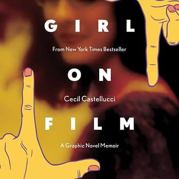 BOOM to Publish Cecil Castelluccis Graphic Memoir Girl on Film