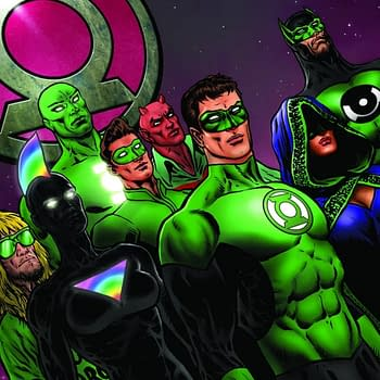 DC Comics Give Us New Team &#8211 The Green Lanterns of the Multiverse