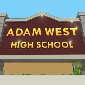 'Family Guy' Pays Tribute to Adam West as Only 'Family Guy' Can [VIDEO]