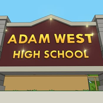 Family Guy Pays Tribute to Adam West as Only Family Guy Can [VIDEO]