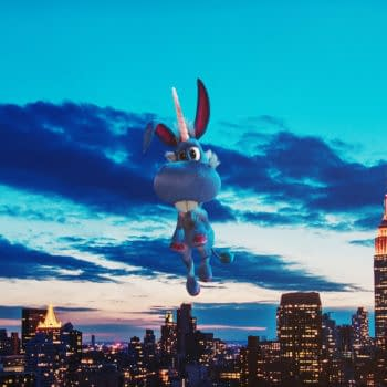 """'Happy!' EP Brian Taylor, Actor Patrick Fischler Promote """"Huge"""" Season Finale """"Resurrection"""""""