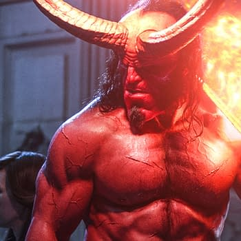 Hellboy Reboot Failed Because of Del Toro Fans Says David Harbour