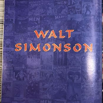 Walt Simonson to Go Solo at Marvel in August