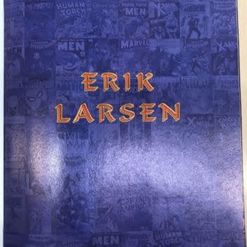 Erik Larsen Has a Comic From Marvel Out In August
