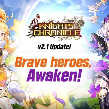 Netmarble Adds Two New Awoken Heroes to Knights Chronicle