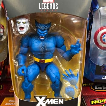 BC Toy Spotting: Marvel Legends Power Rangers Fortnite and More