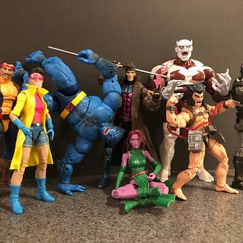 Lets Take a Look at the Marvel Legends X-Men Caliban BAF Wave