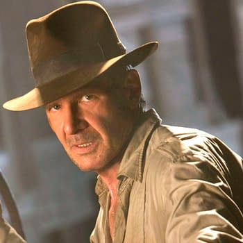 They Have Only Just Started on the Script for Indiana Jones 5