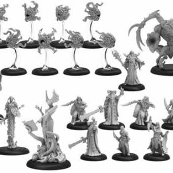 New 'Infernals' Faction Coming for Warmachine in July