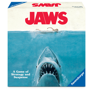 Youre Gonna Need a Bigger Table: Jaws Is Getting a Board Game