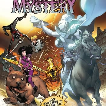 Nobody Tells Thori Where to Poop &#8211 War of the Realms: Journey Into Mystery #3 Preview