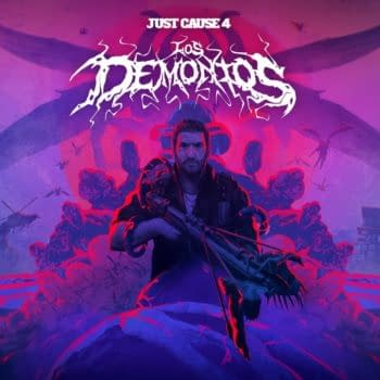 """Just Cause 4 Is Getting a New DLC Addition Called """"Los Demonios"""""""
