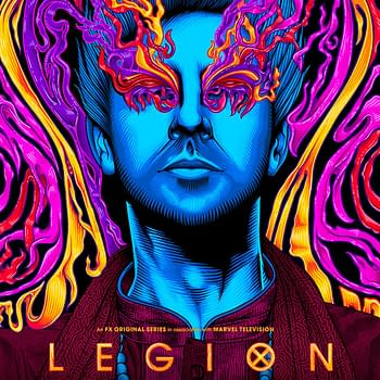 A Legion Season 3 Teaser of What David Becomes [PREVIEW]