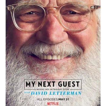 David Letterman Returning for Second Season of Talk on Netflix