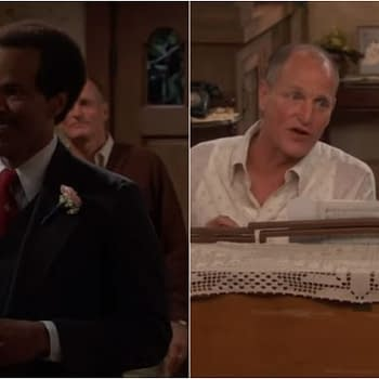 Live in Front of a Studio Audience: Jamie Foxx Breaks Up Woody Harrelson and Marisa Tomei Sing and More [VIDEO]