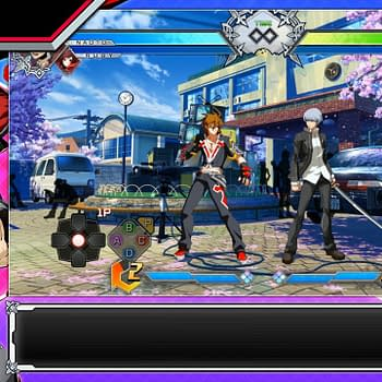 BlazBlue: Cross Tag Battle Adds Under Night-in-Births Seth Persona 4 Arenas Teddie
