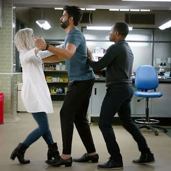 "'iZombie' Season 5, Episode 2 ""Dead Lift"""