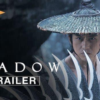 Zhang Yimou's Shadow: An Elegant Merging of Wuxia and Film Noir
