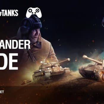 World of Tanks: Mercenaries is Bringing Back Commander Mode