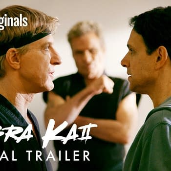 The Karate Kids Cobra Kai to Get a Comic Book Series From IDW