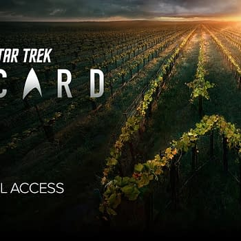 First Teaser Trailer for Star Trek: Picard Released