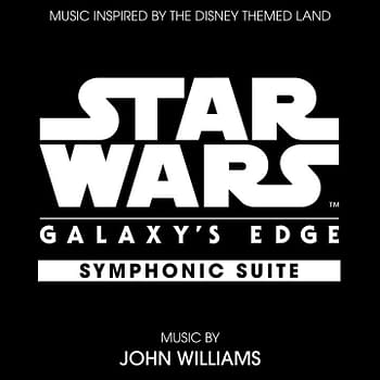 Listen to the Star Wars: Galaxys Edge Symphonic Suite by John Williams