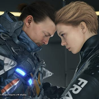 Death Stranding Releases a New Extended Trailer Photos and More
