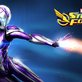 Pepper Potts Rescue Joins the Marvel Strike Force Roster