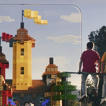 Now You Can Take Your Creativity to the Real World with Minecraft Earth