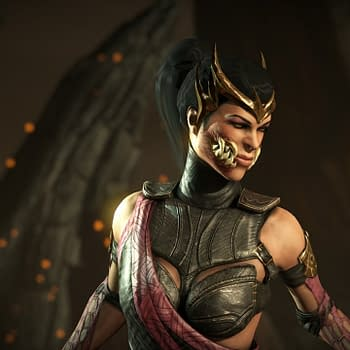 Mortal Kombats Ed Boon Teases Fans With Mileena Post
