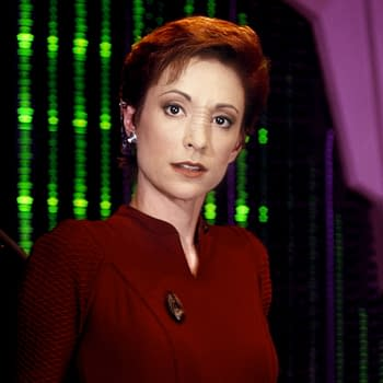 Nana Visitor Chats Deep Space Nine Kira What We Left Behind Documentary