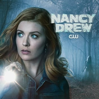 Nancy Drew: New CW Series Key Art Teases Supernatural Aspects