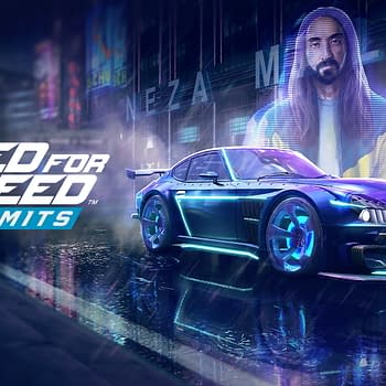 Electronic Arts and Steve Aoki Launch Need for Speed No Limits Content
