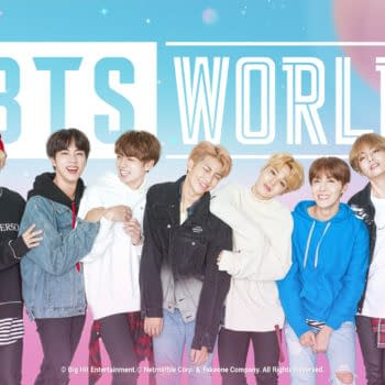 Netmarble Taking Pre-Registration For a BTS Mobile Game