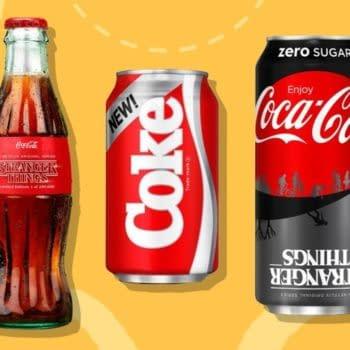 Coca-Cola, Netflix Partner to Revive New Coke for 'Stranger Things'