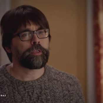 'NOS4A2' Author Joe Hill Shows Viewers How the Book Was Brought to Life [VIDEO]