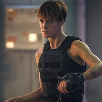 'Terminator: Dark Fate' Poster Ahead of Tomorrow's Trailer