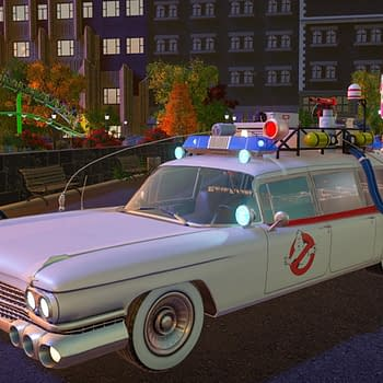 Planet Coasters Ghostbusters DLC Receives a Launch Trailer