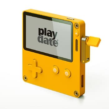 Firewatch Developer Panic Debuts A Crank-Based Handheld in PlayDate