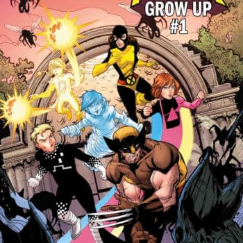 Louise Simonson and June Brigman Bring Back Power Pack in August