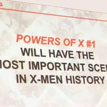 Powers Of X #1 Will Have the Most Important Scene in X-Men History Apparently (Jonathan Hickman Video)
