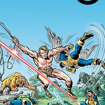 Marvel Unveils 6 New Powers of X #1 Variants by Jack Kirby More