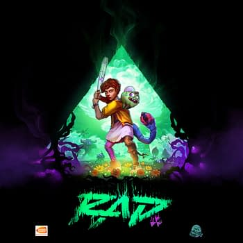 Bandai Namco Releases A Launch Trailer For RAD