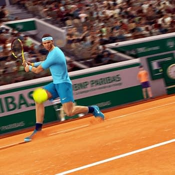 Tennis Action Comes Home with Tennis World Tour: Roland-Garros Edition